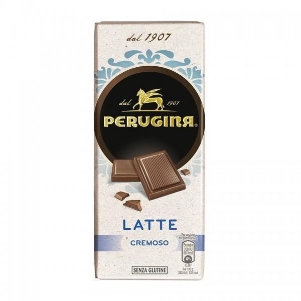 PERUGINA TAVOLETTA LATTE GR 80