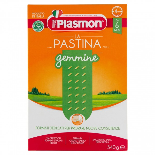 PLASMON PASTINA GEMMINE g340