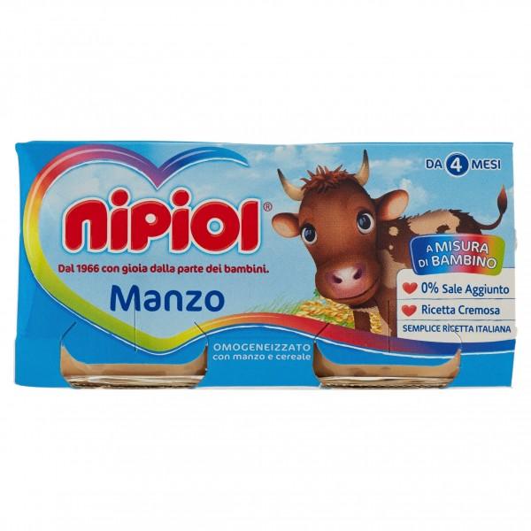 NIPIOL OMO MANZO 80 gX2