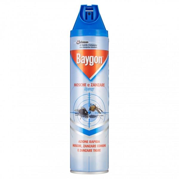BAYGON INS.400ML MOSCHE/ZANZAR