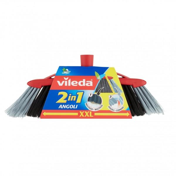 VILEDA SCOPA DOPPIO ANGOLO2IN1