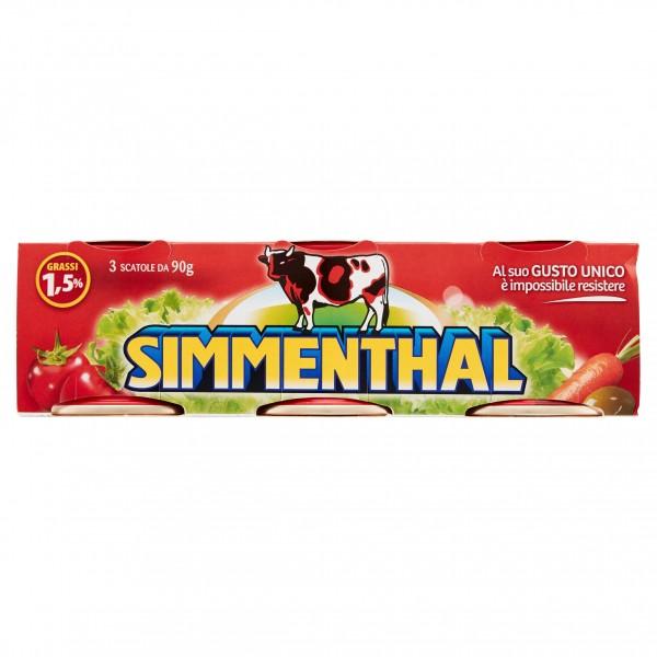 SIMMENTHAL TRIS 90 GR