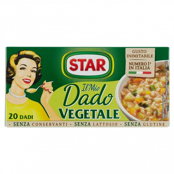 STAR DADO VEGETALE X20