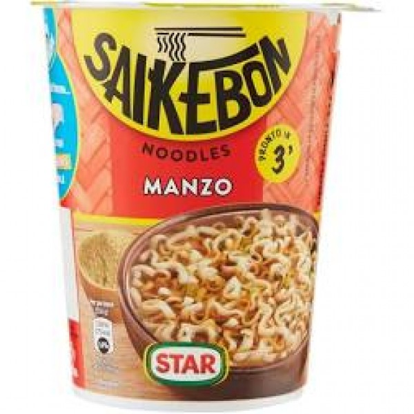 STAR SAIKEBON CUP MANZO 60 GR