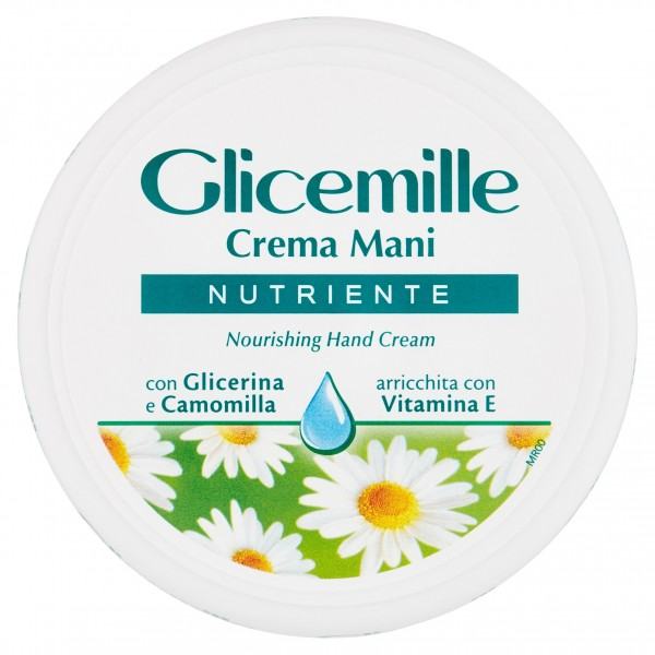 GLICEMILLE CREMA MANI VASO 100 ML