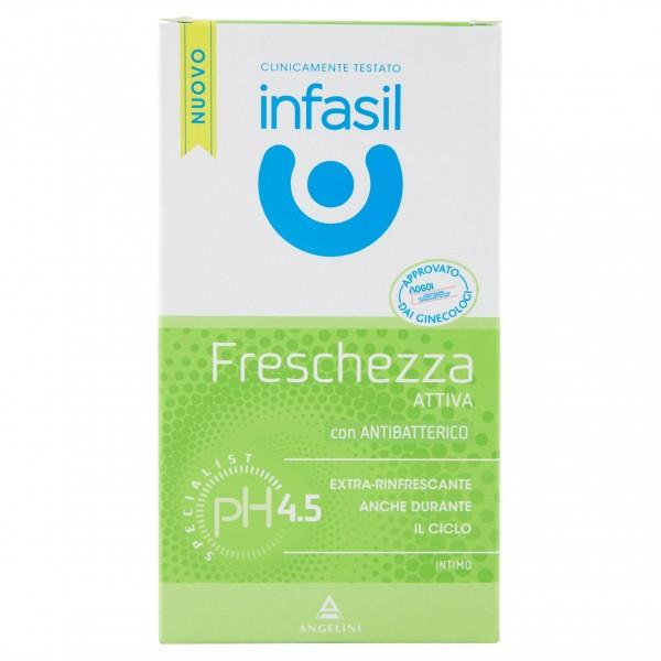 INFASIL INTIMO FRESCHEZZA ATTIVA 200 ML