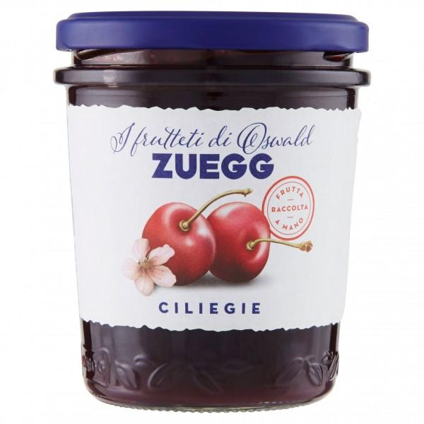 ZUEGG CONFETTURA CILIEGIA 320 GR