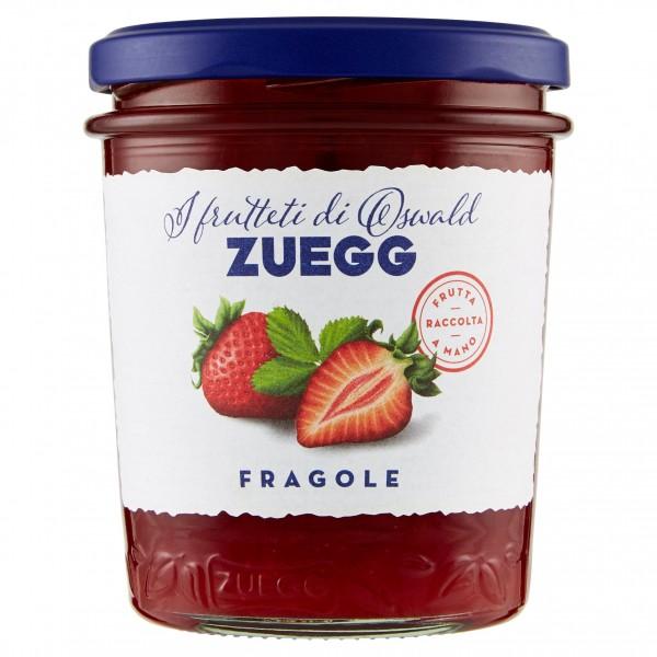 ZUEGG CONFETTURA FRAGOLE 320 GR