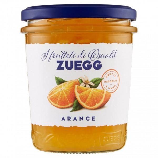 ZUEGG CONFETTURA ARANCE 330 GR