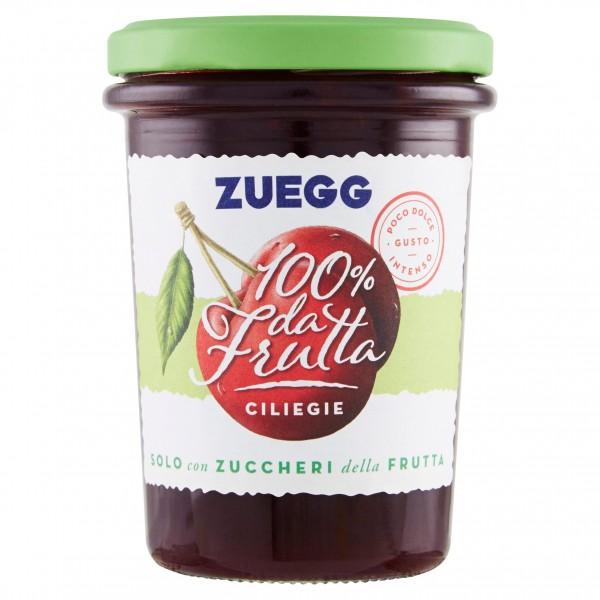 ZUEGG CONFETTURA CILIEGIE SENZA ZUCCHERO 250 GR
