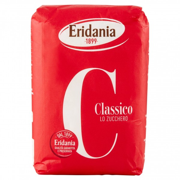 ERIDANIA ZUCCHERO PACCO 1 KG