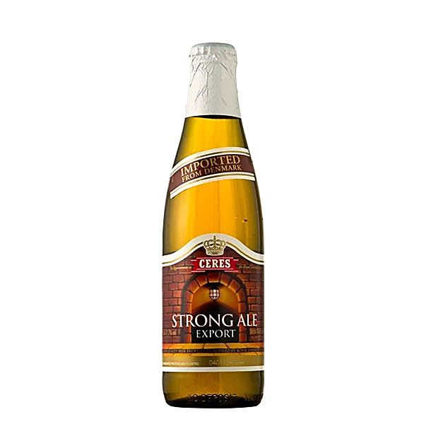 CERES BIRRA STRONGALE 33 CL