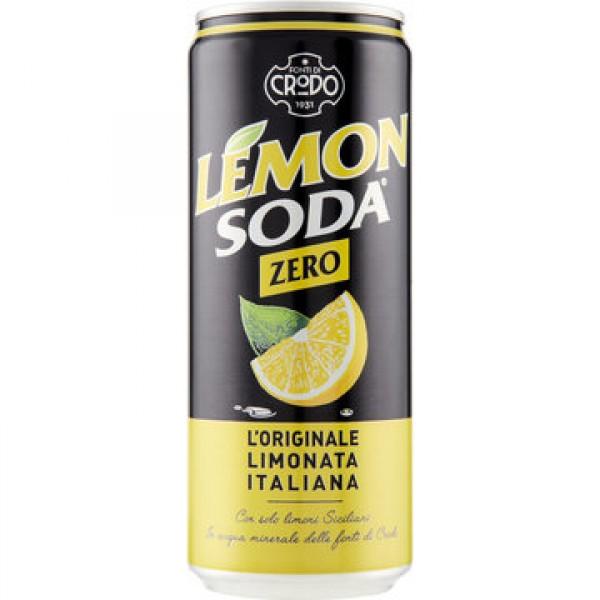 LEMONSODA ENERGY LEMON ZERO 50