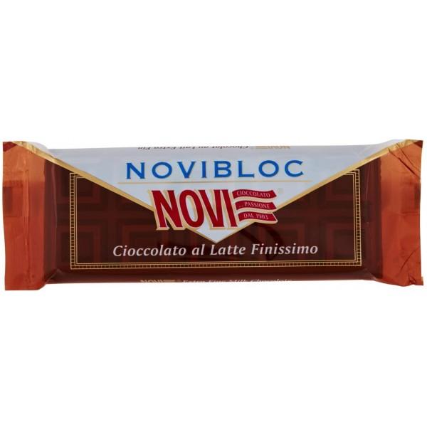 NOVIBLOC CIOCCOLATO LATTE FINISSIMO 150 GR