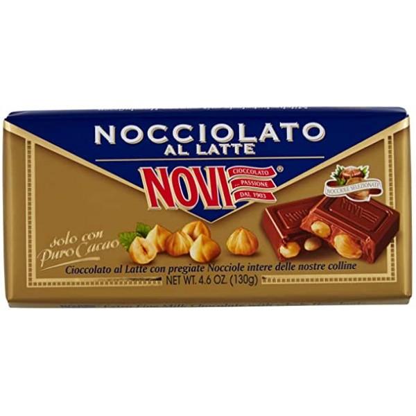 NOVI GRAN NOCCOLATO LATTE 130 GR