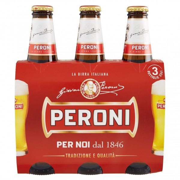 PERONI BIRRA CL.33X3