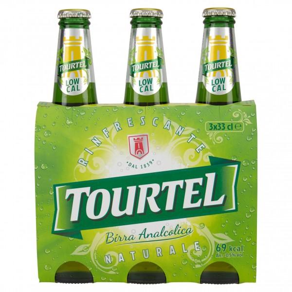 TOURTEL BIRRA 3 BOTTIGLIE DA 33 CL