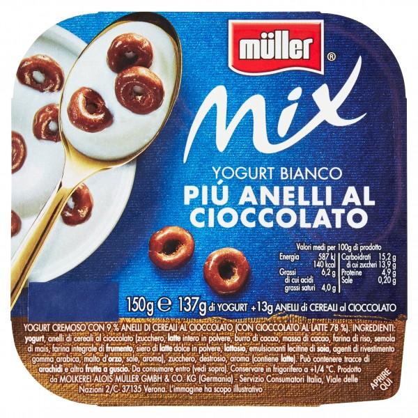 MULLER MIX ANEL/CIOCCOL 1X150