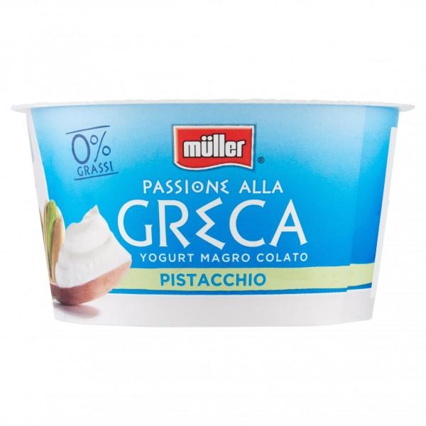 MULLER PASSIONE GRECA PISTAC150