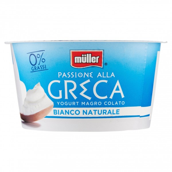 MULLER PASSIONE GRECA BIANCO 150