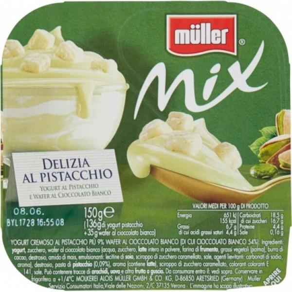 MULLER MIX DELIZIA PIST.GR.150