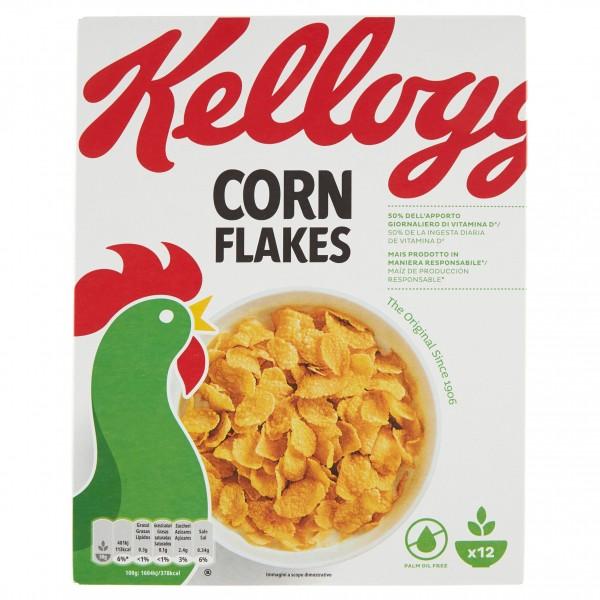 KELLOGG'S CORN FLAKES ORIGINAL 375 GR