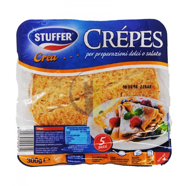 STUFFER CREPES 60 gX5#