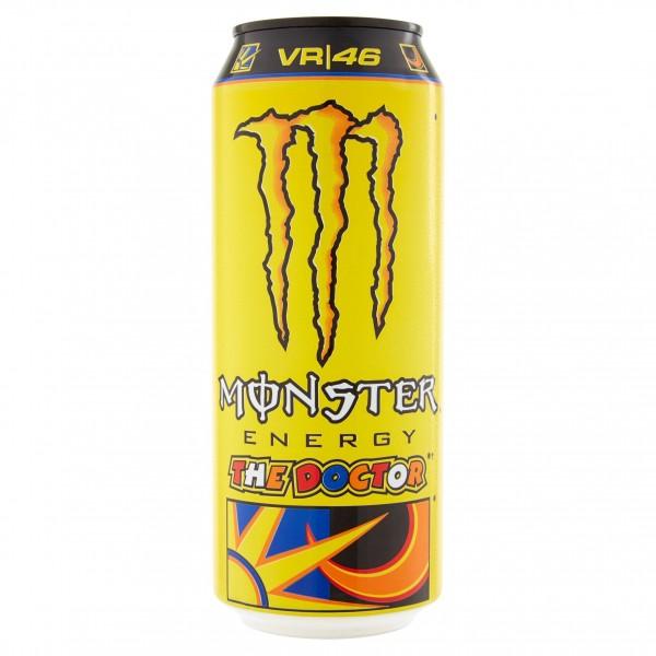 MONSTER ENERGY V46 500 ML