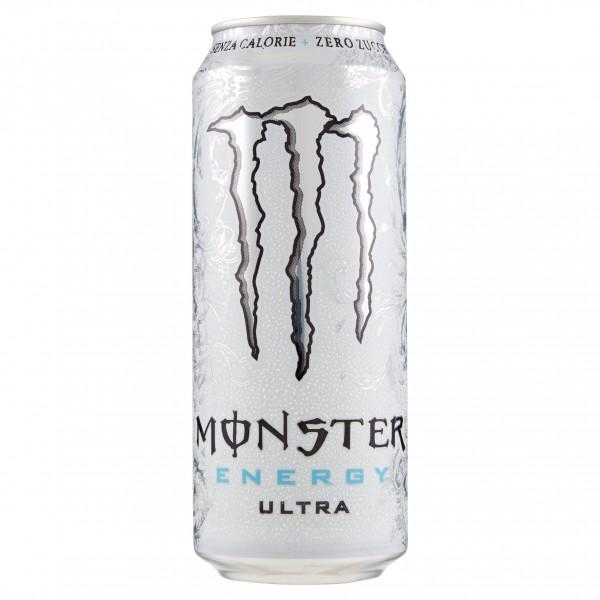 MONSTER ULTRA WHITE ML.500