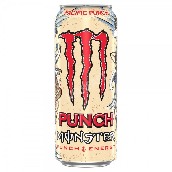 MONSTER PACIFIC PUNCH ML 500