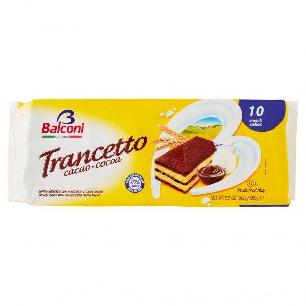 BALCONI TRANCETTO CACAO G.280