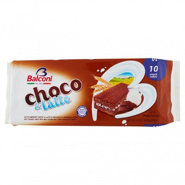 BALCONI CHOCO & LATTE 300 g