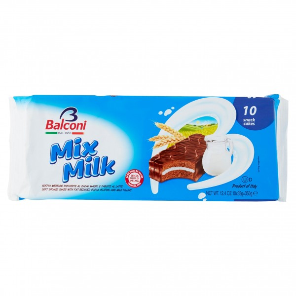 BALCONI MIX MILK 350 GR