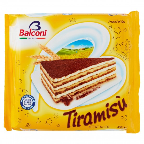BALCONI TORTA TIRAMISU'