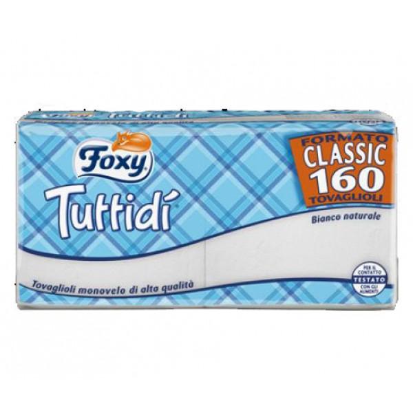 FOXY TOVAGLIOLI TUTTIDI'X 160
