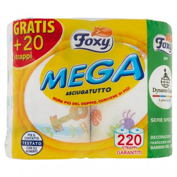 FOXY MEGA CARTA CUCINA 2RT.DEC