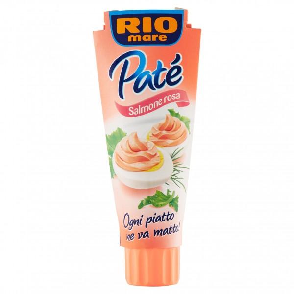 RIO MARE PATE' SALMONE ROSA 100 GR
