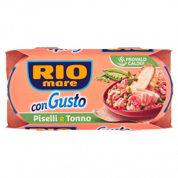 RIO MARE C/GUSTO PISEL.2X160GR