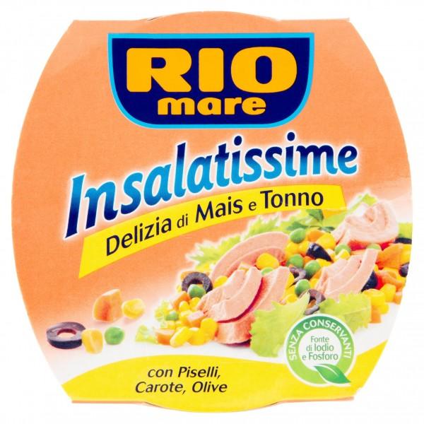 RIO MARE INSALATISSIME MAIS 160 GR