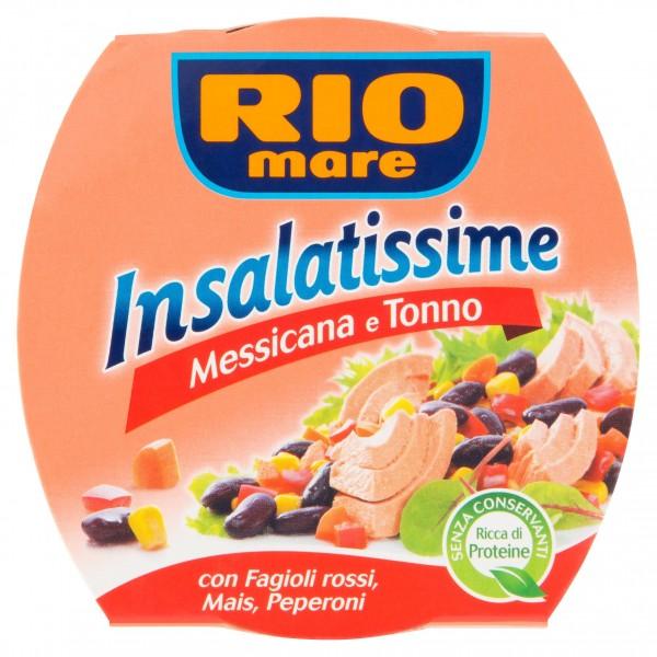 RIO MARE INSALATISSIME MESSICANA 160 GR