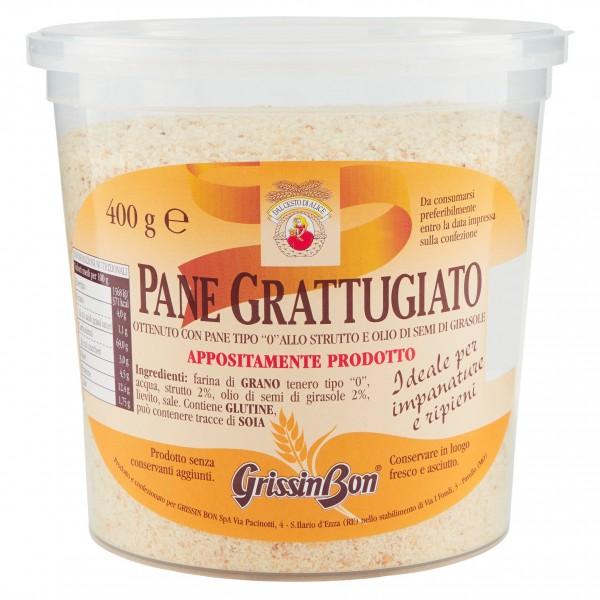 GRISSIN BON PANGRATTATO 400 g
