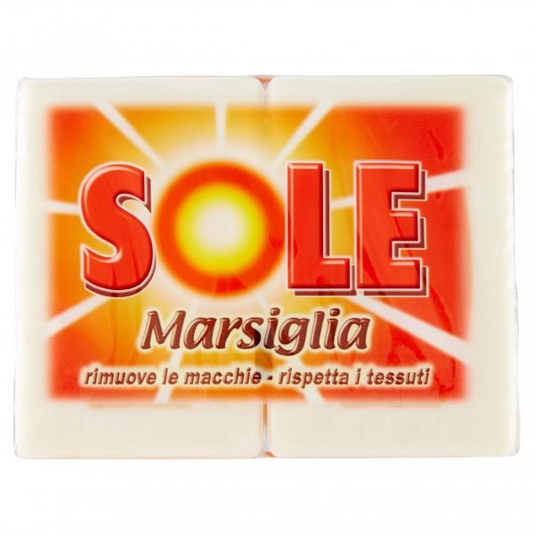 SOLE SAPONE MARSIGLIA 2X250GR