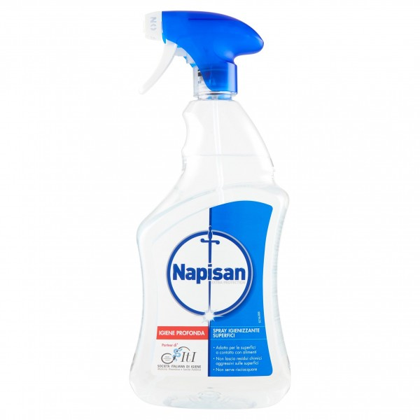 NAPISAN 750ML TRIGG.IGIENIZZ.