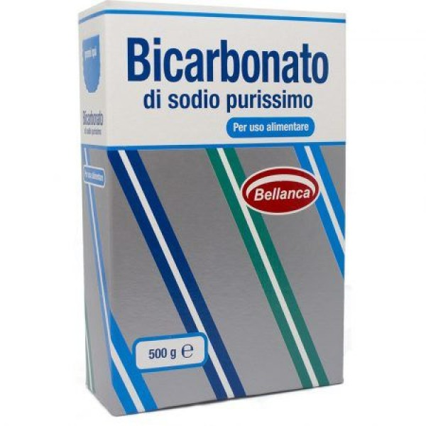 BELLANCA BICARBONATO 500 GR