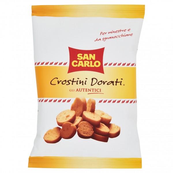 SAN CARLO CROSTINI DORATI G.75