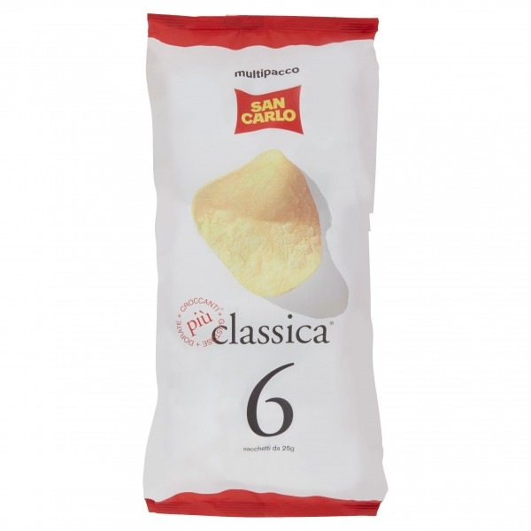 SAN CARLO CLASSICA MULTIPACK 150 GR
