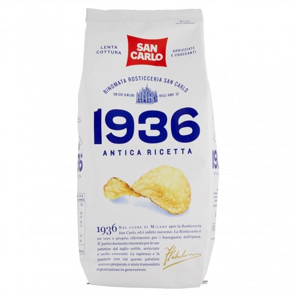 SAN CARLO ANTICA RICETTA 1936