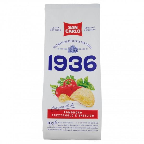 SAN CARLO 1936 POMODORO BASILICO PREZZEMOLO 150 GR