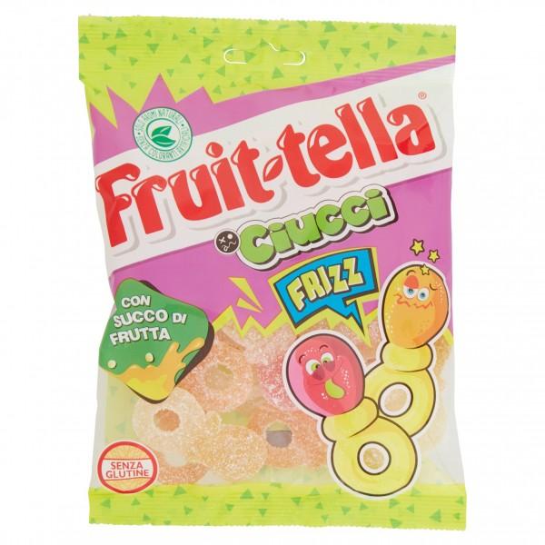 FRUITTELLA FRIZZANTE NATURALE 175 GR