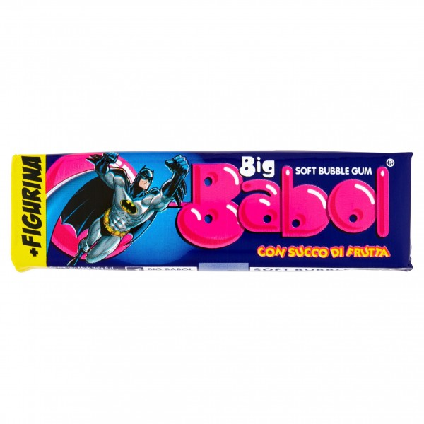 THE BIG BABOL TUTTI FRUTTI